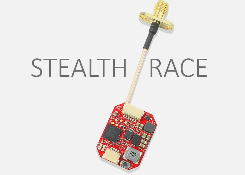 Furious STEALTH VTX 5.8G 40CH 25mW-200mW Bluetooth Module Combo - ウインドウを閉じる