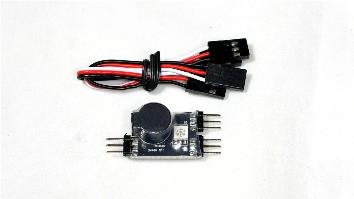 RC Lost Model Alarm Finder/Tracker 2-In-1
