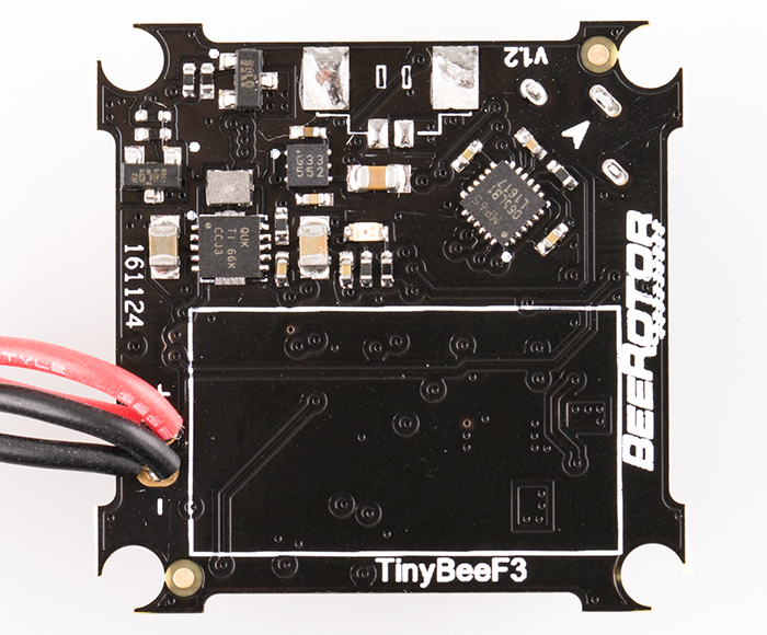 BeeRotor TinyBeeF3 Brushed Flight Controller