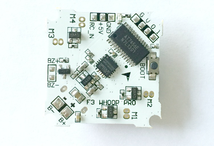 F3 Whoop Pro Brushed Flight Controller w/ OSD