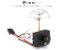 Eachine MC01 AIO 5.8G 40CH 25MW VTX 600TVL 1/3 Cmos FPV Camera