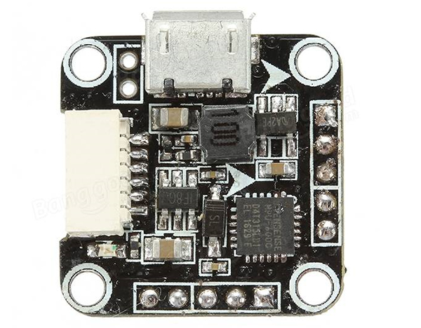 Acro Micro Super_s F3 Flight Controller 16x16mm 1.8g