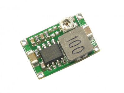 2A Super Mini BEC (Input 4.75 - 23V / Output 5V / 1g)