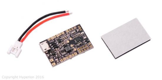 Acro Racing F3 EVO V2 Brushed Flight Controller