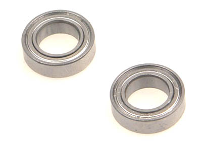 R50N401-2 OUTRAGE Ball Bearing 8x14x4 (MR148ZZ) for Main Blade G