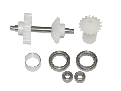 R50N921-SS Outrage Counter Gear Assembly - Fusion 50