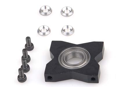 R50N938-SS OUTRAGE Top Bearing Block for Fusion 50/ Bottom Bea