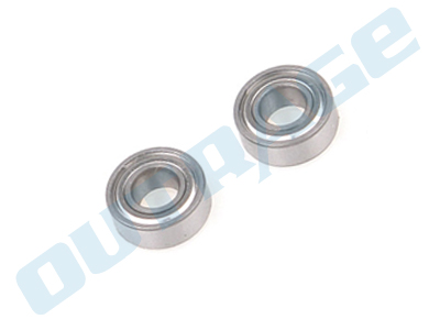 R550612-2 OUTRAGE High Quality Ball Bearing 5 x 11 x 4mm - Tail
