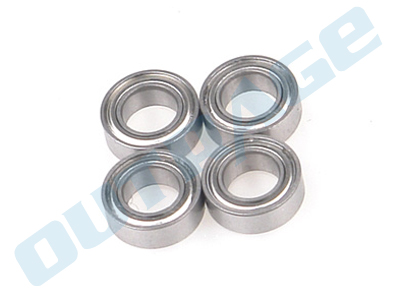 R550613-4 OUTRAGE High Quality Ball Bearing 5 x 9 x 3mm - Tail g