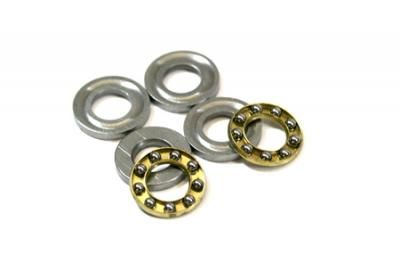 R550616-2 OUTRAGE Thrust Bearing 4x9x4 F4-9 in tail grip - Veloc