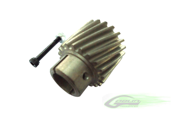 H0125-S New upgrade Steel Pinion M2.5