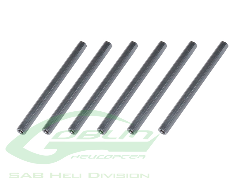 H0239-S Aluminum Spacer 54mm(6pcs)