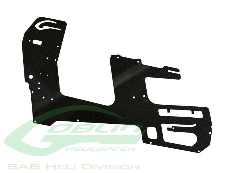H0240-S Carbon Fiber Main Frame(1pc)