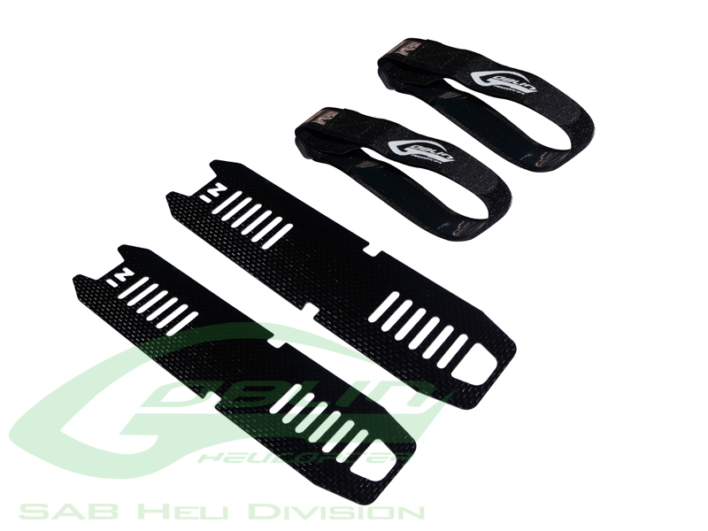 H0252-S Carbon Fiber Battery Tray