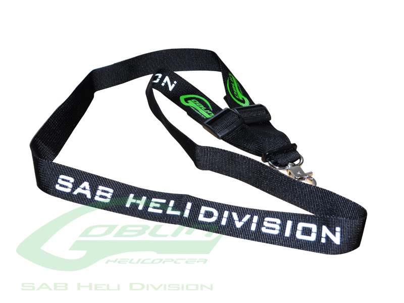 MH034 SAB HELI DIVISION Neck Strap