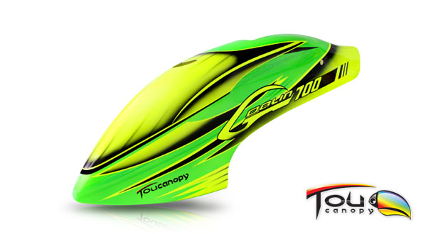Toucanopy Goblin 700 Phantom Canopy (Green)