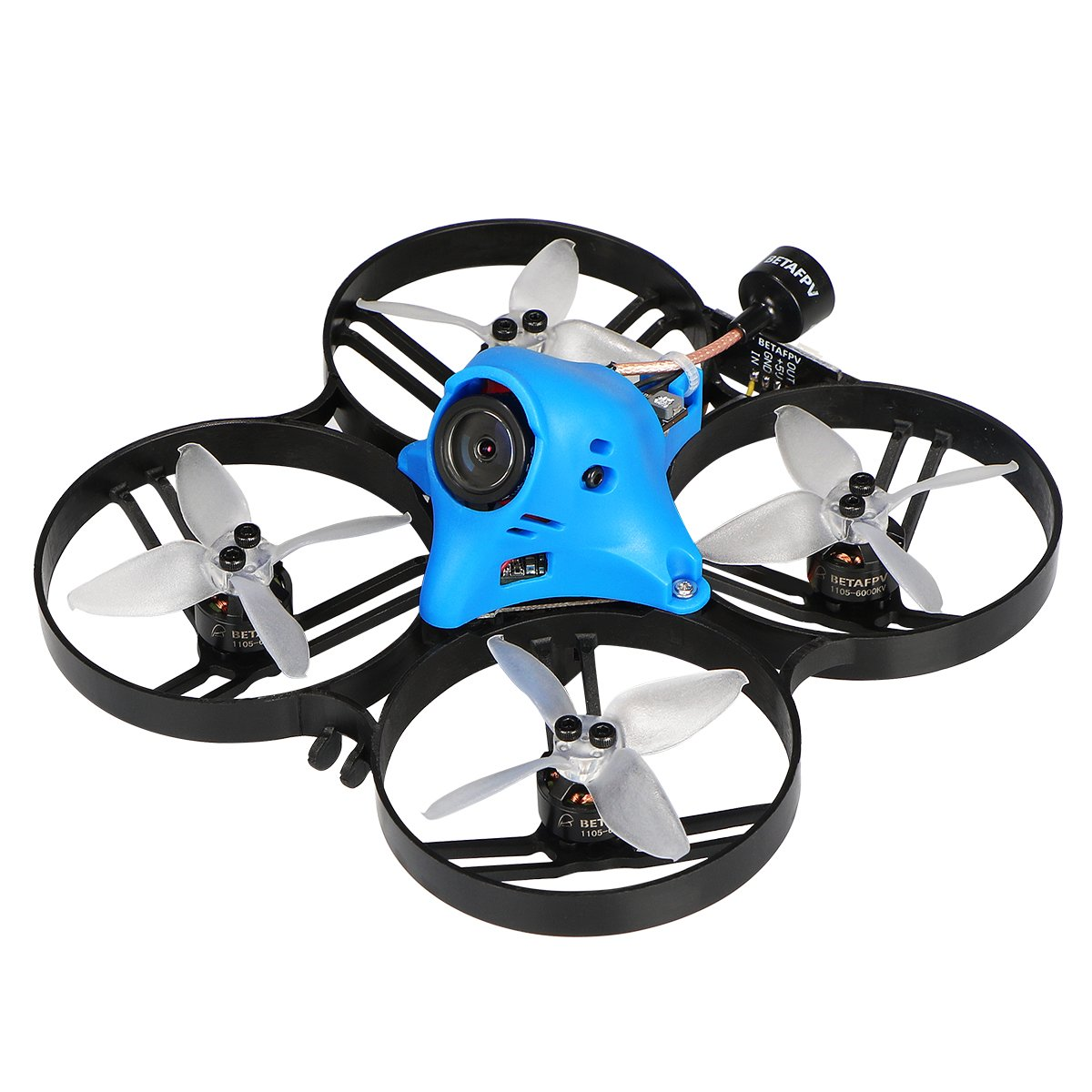 Beta85X HD-DVR Whoop Quadcopter FPV S-FHSS(XT30仕様)完成機