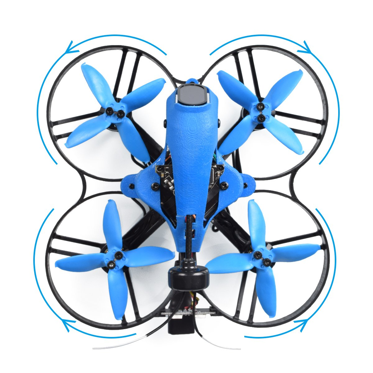 Beta85X 4K-DVR Whoop Quadcopter FPV S-FHSS(4S) 完成機 ※入荷
