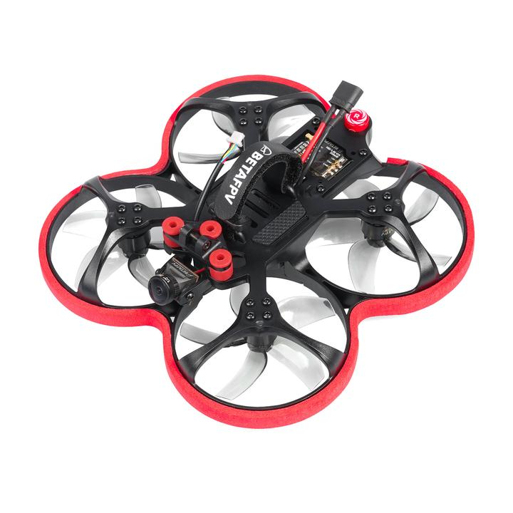 Beta95X V3 Whoop Quad S-FHSS 完成機