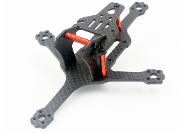 ALFA Falcon120mm 2inch Carbon Fiber Frame Kit