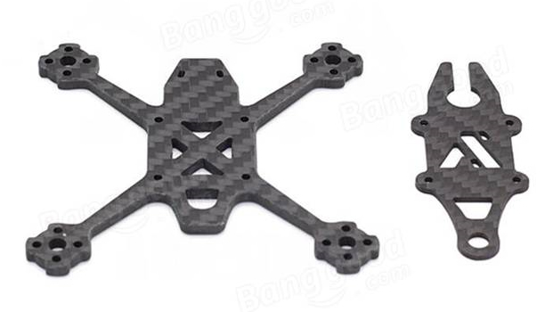 Awesome E90 Micro Brushless FPV Racing Frame Kit