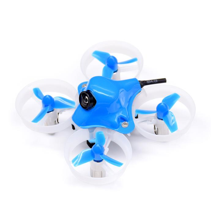 Beta65S BNF Micro Whoop Quadcopter 0716/DSMX受信機+OSD付 完成機