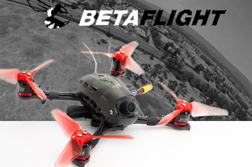 Babyhawk-R RACE Edition 136mm FPV Racing RC Drone 3S/4S PNP