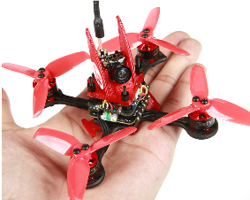 Firefly 95mm 2 Inch Carbon Fiber FPV Racing Frame Kit