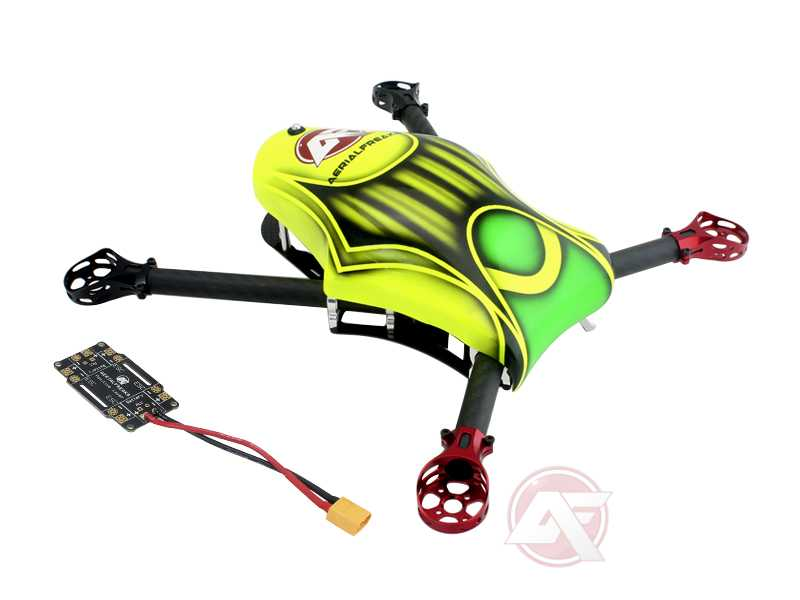 AerialFreaks HYPER 280 3D Quadcopter (Kit Only) ※在庫あり