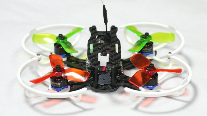 LTN 90L Micro Brushless Racing Quadcopter W/ OSD