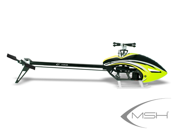 MSH PROTOS 380 Yellow + BRAIN 2 MINI (MSH41509) ※在庫あり