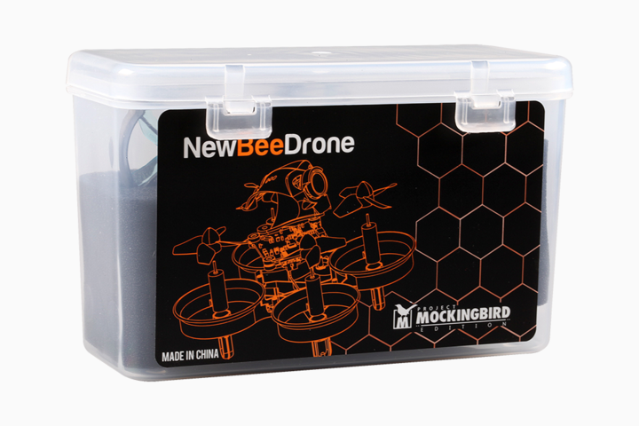 New Bee Drone BeeBrain Lite - Project Mockingbird Edition (SFHS