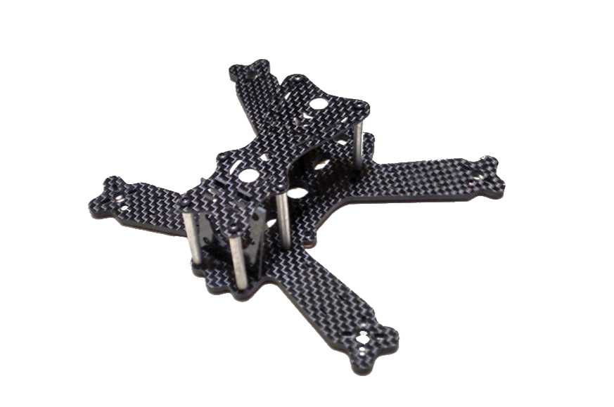 Insects 130mm Carbon Fiber Quadcopter Frame Kit