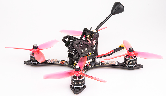 BeeRotor Thunderbolt 190 4mm FPV Racing Quad ARF Kit(DSHOT)
