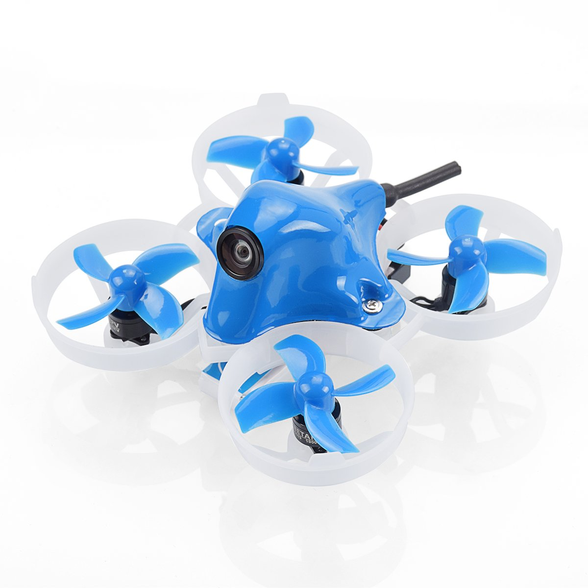 Beta65PRO Brusheless BNF Whoop Quadcopter S-FHSS受信機+OSD付 完成機