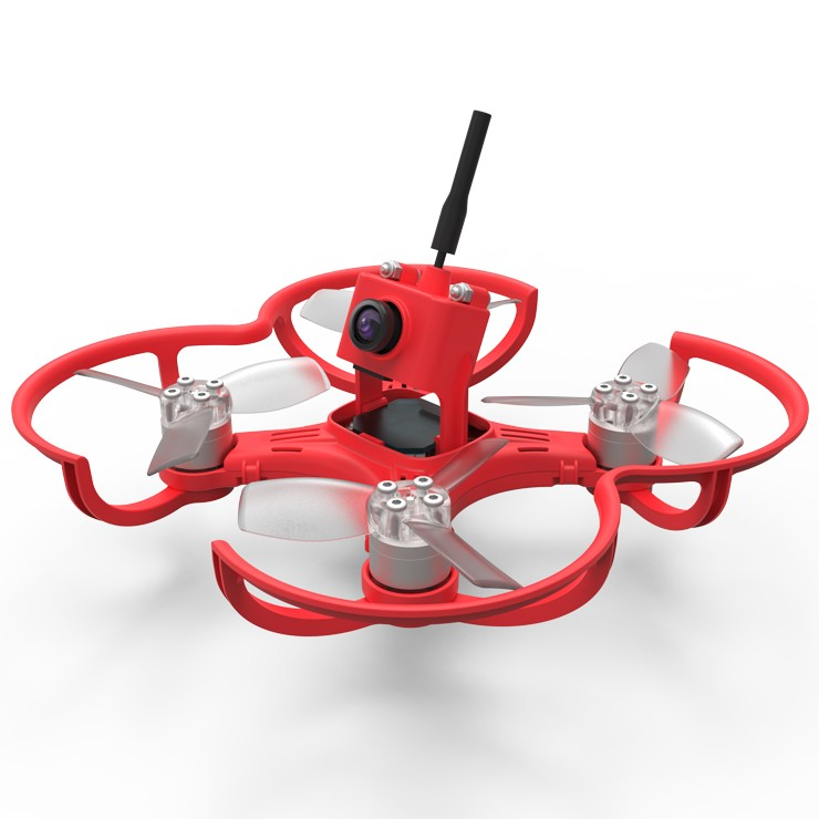 BabyHawk - 85mm Brushless Drone(PNP)-Red