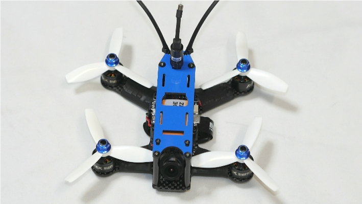 BeeRotor 130mm CF Mircro Quad FPV ep version 完成機 ※受注生産