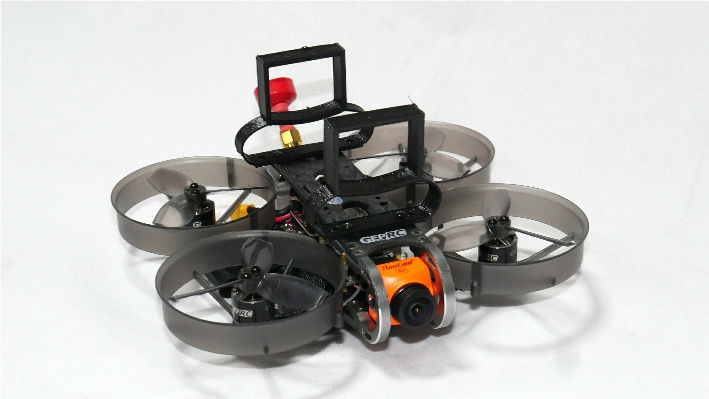 GEP-CX2 FPV Drone with OSMO Pocket ep-ver (S-FHSS受信機付)完成機※受注生産
