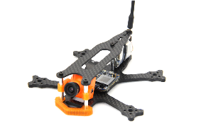 Frog 100mm Carbon Fiber 3mm FPV Racing Frame (2inch)