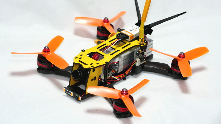MAK GRAVY 198 V2 Racing Quadcopter 完成機 ※受注生産