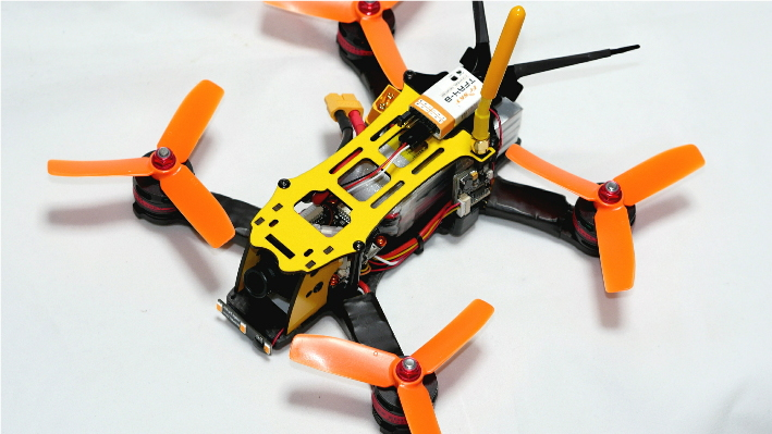 MAK GRAVY 198 V2 Racing Quadcopter ARF Kit