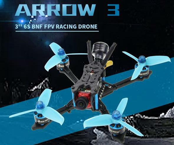 HGLRC Arrow3 6S FPV Racing Drone PNP