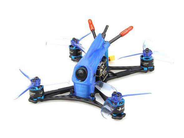 HGLRC Toothpick Parrot120 Pro micro 2-3S FPV Racing Drone