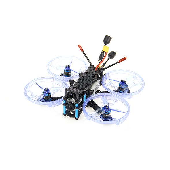 HGLRC Sector132 HD FPV Cinematic Drone DJI Air Unit Version