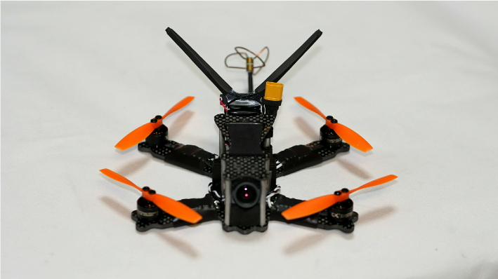 Insects 130mm Carbon Fiber Quadcopter 完成機 ※受注生産