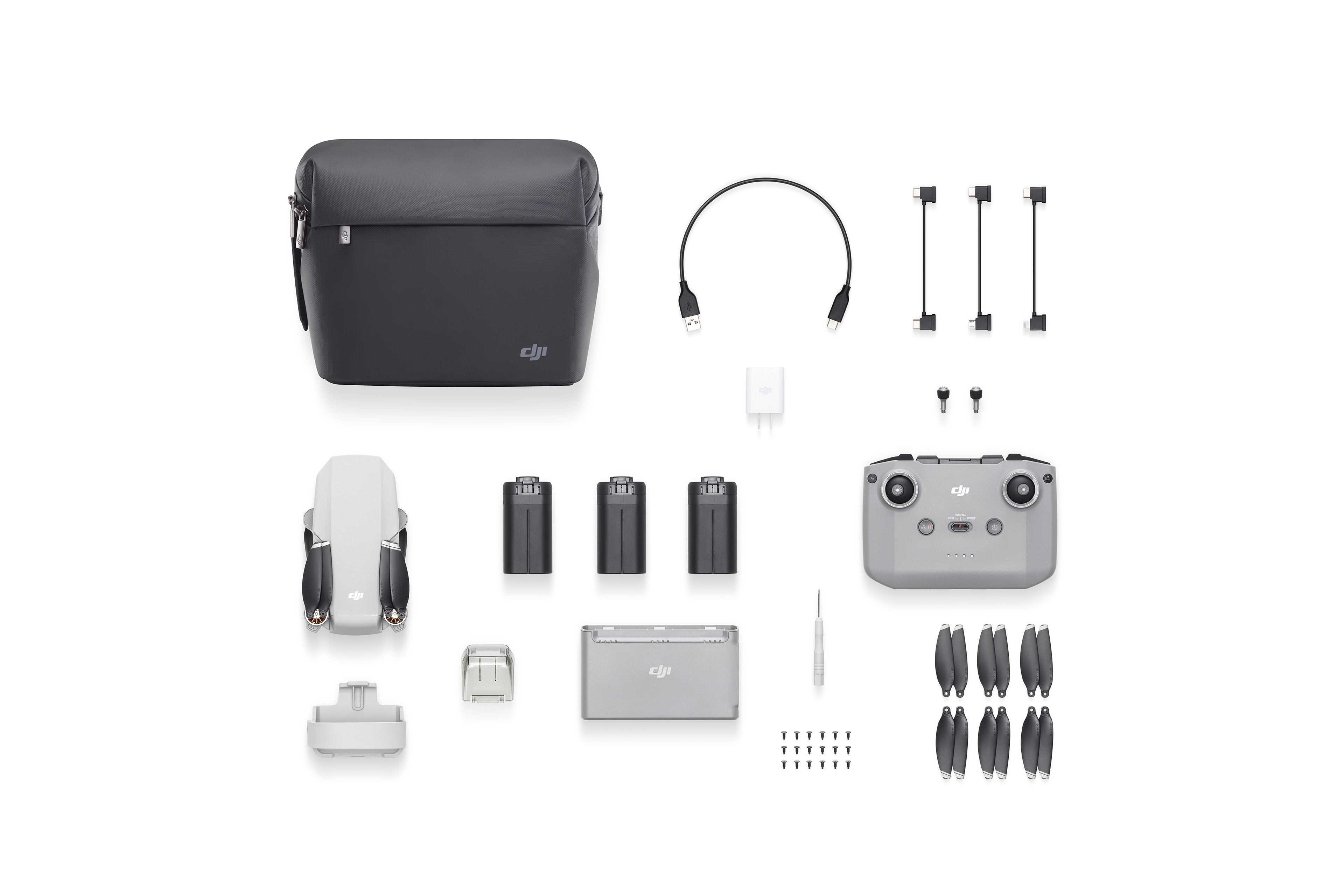 DJI Mavic Mini2 Fly More Combo ※入荷
