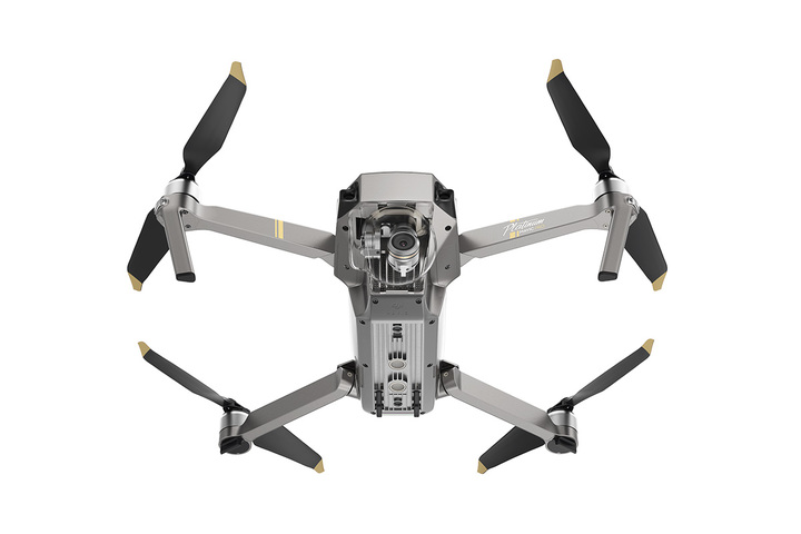 DJI Mavic Pro Platinum Fly More Combo ※在庫あり