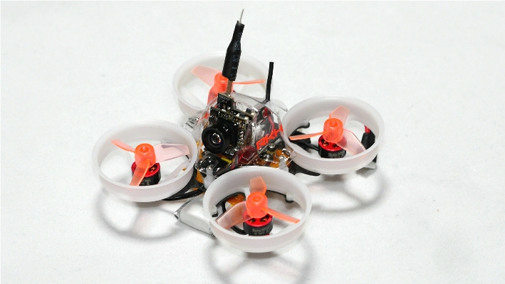 RKH Delrin Carbon 66mm Brushless Whoop FPV BNF-ep.version