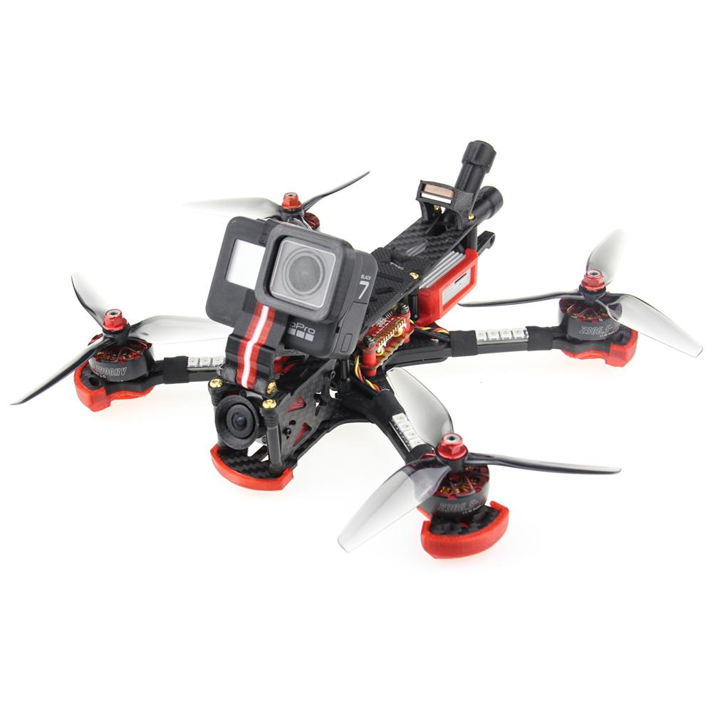 HGLRC Sector V3 HD + GPS 5 inch Racing Drone 4S with DJI AIR UNI