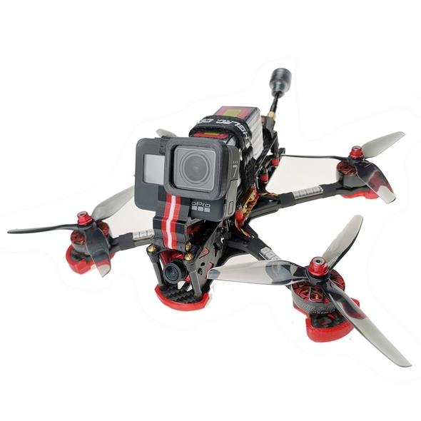 HGLRC Sector V3 + GPS 5 inch Racing Drone 6S